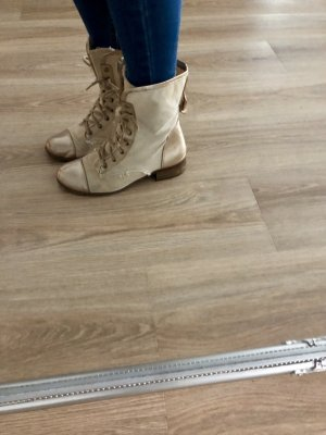 Lace-up Boots multicolored