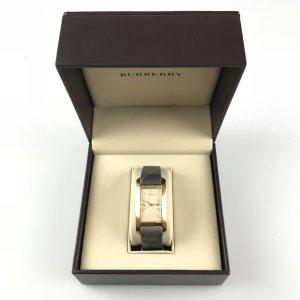 Gold Burberry Watch