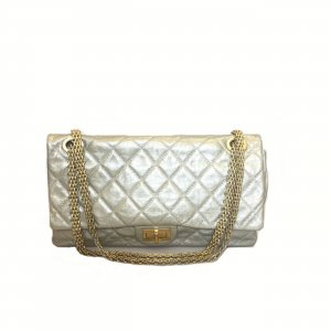 Gold Chanel Shoulder Bag