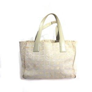Gold Chanel Shoulder Bag