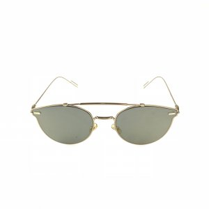 Gold Dior Sunglasses