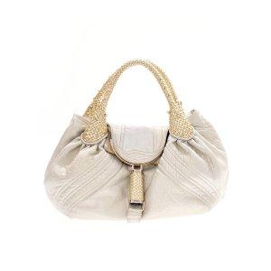 Gold Fendi Shoulder Bag