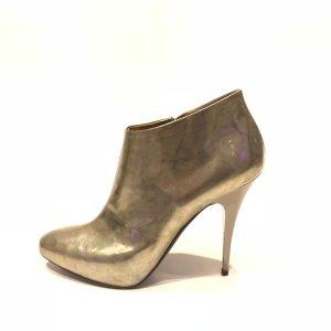 Gold Giuseppe Zanotti Boot