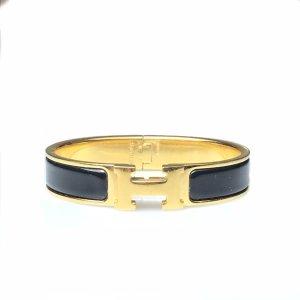 Gold Hermes Bracelet