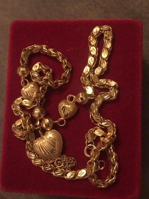 Gouden ketting goud