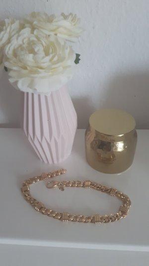 Gold Kette Christian Dior Designer* Fashion*