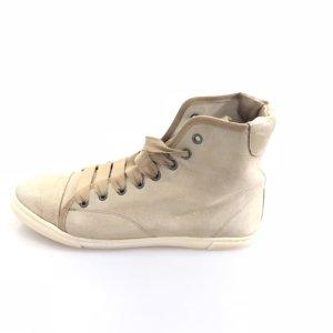 Gold Lanvin Sneaker