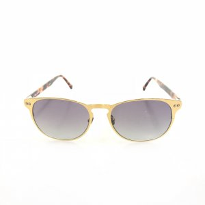 Gold Linda Farrow Sunglasses
