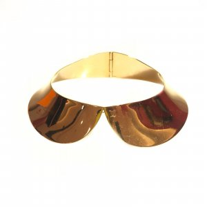Louis Vuitton Collar estilo collier color oro