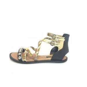Gold Louis Vuitton Sandal