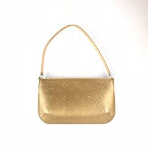 Gold Louis Vuitton Shoulder Bag