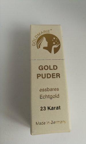 Gold Powder. Echtgold 23 Karat. Made in Germany.