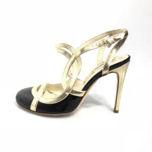 Gold Rupert Sanderson High Heel