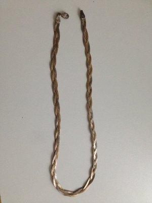 Gold Silber Bronze Kette