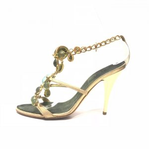 Gold Vicini High Heel