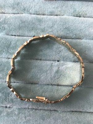 Goldarmband 585 Echtes Gold