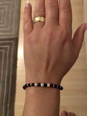 Gold Bracelet gold-colored-black