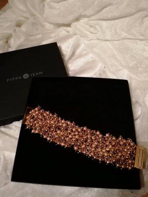 Golden Ball Armband Pippa & Jean