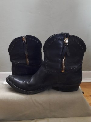 Golden Goose Boots Gr.38 Leder NP 798€