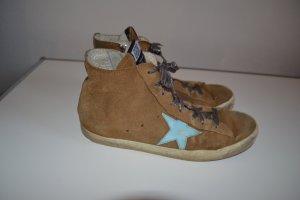 Golden Goose Deluxe Brand Star Francy Sneaker Gr. 40 NP: 470€