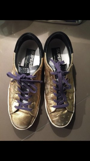 GOLDEN GOOSE Gr. 39 Gold