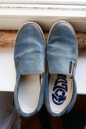 GOLDEN GOOSE Hanami slip on shoes