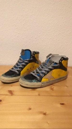 Golden Goose Sneaker multicolore