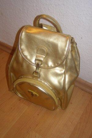 golden metallischer Rucksack