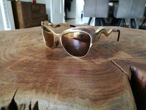 Goldene anne dello russo for h&m sonnenbrille opulent, metall