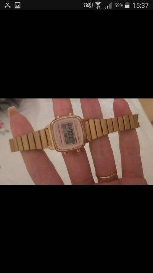 goldene armband uhr, digital, neu