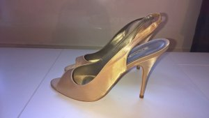 Buffalo London High Heel Sandal gold-colored