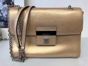 Goldene Coccinelle Tasche - Perfekt für Weihnachten