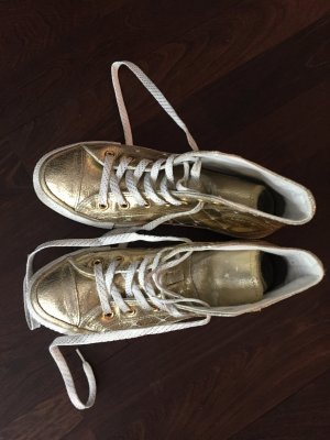 Goldene Converse - Limited Edition