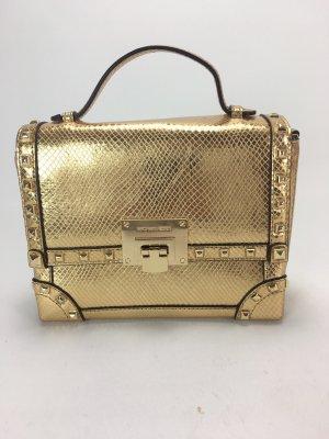 Goldene Crossbodytasche von Michael Kors