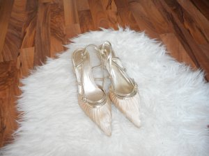 Goldene Damen Pumps!!