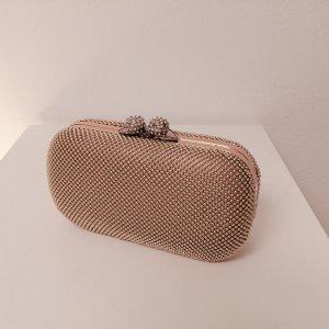 Handbag gold-colored