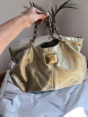 Goldene Handtasche von Parfois