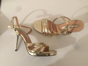 goldene Heels von Zara NEU