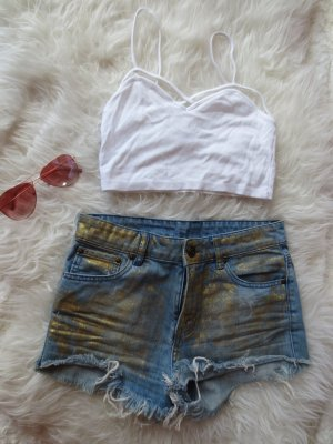 Goldene High waist Shorts in 32