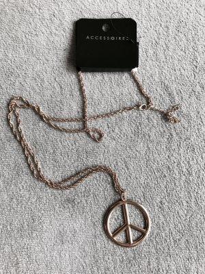 goldene Hippie-Kette NEU