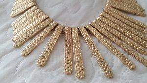 Bijou Brigitte Statement Necklace gold-colored