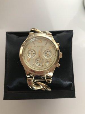 Goldene Michael Kors Uhr MK3131