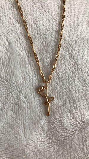 Goldene Rosenkette