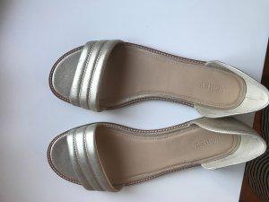 Goldene Schuhe j Crew Größe 42,5