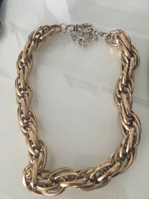 Chain gold-colored