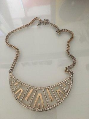 Chain silver-colored-gold-colored