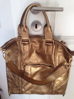 goldene Tasche, Shopper von Kesslord, neu