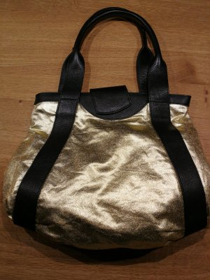 Brooklyn Industries Pouch Bag black-gold-colored