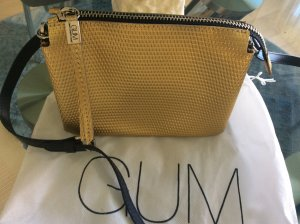 Goldene Tasche von gum, neu