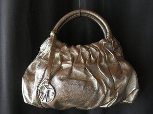 Goldene Tasche - wie neu